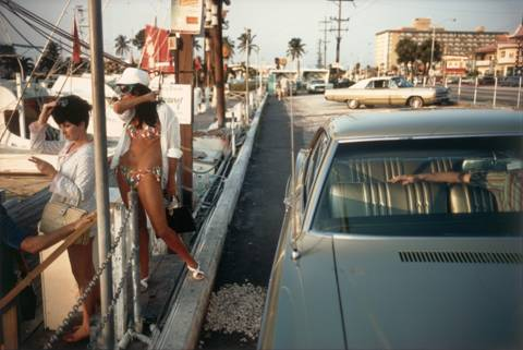 Fort Lauderdale, Florida, 1968.  Archival Pigment Print