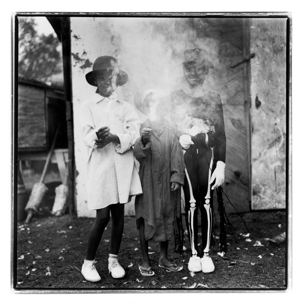 Chicken Feathers (1992) Keith Carter