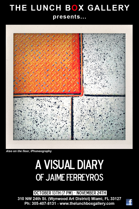 POSTAL A VISUAL DIARY black chiq