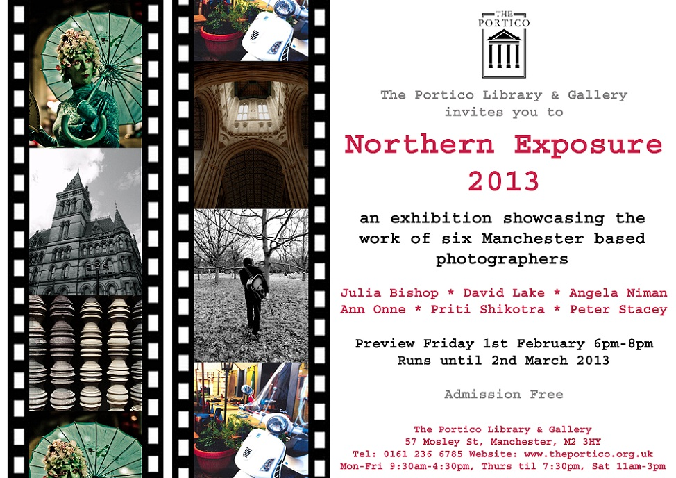 Northern Exposure e-Invitation