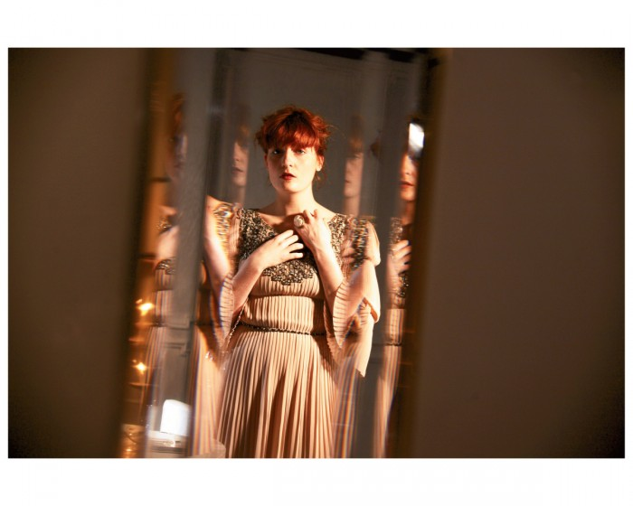 Florence Welch by Wendy Redfern