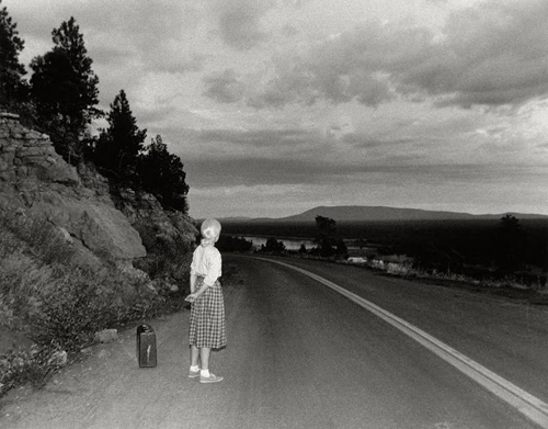 Cindy Sherman . Untitled Film Still #48. 1979