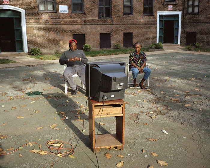 Jason Reblando - Larry and Georgia, from the series Lathrop Homes
