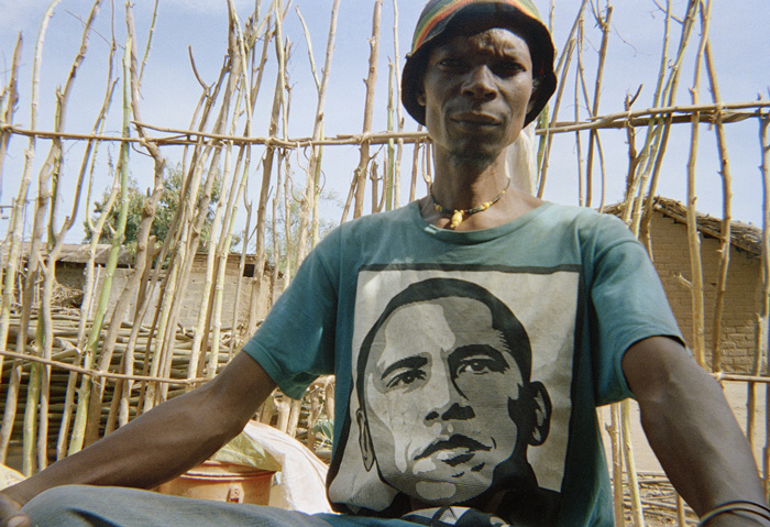Obama in TZ by Peter Michael