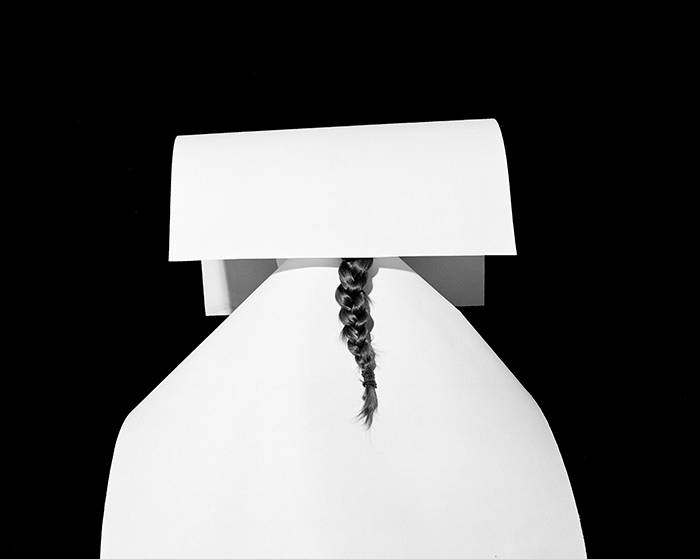 "Braid, from the series ""Fragments"""
