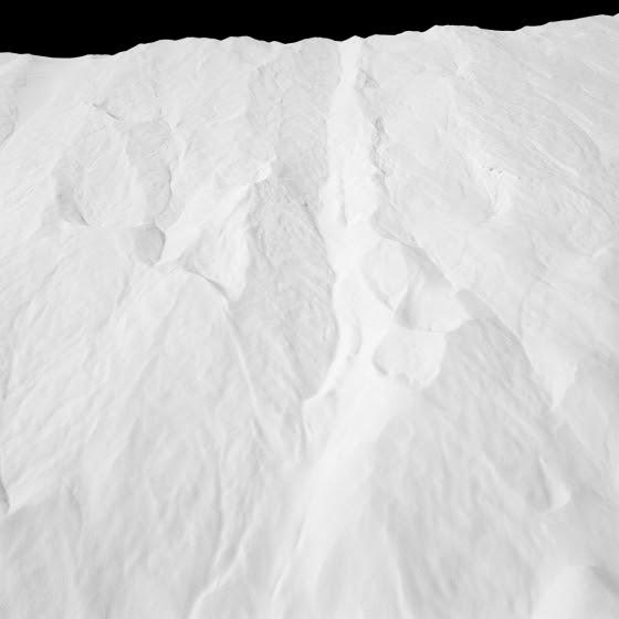 White Sands #4, 2009 © Paula McCartney