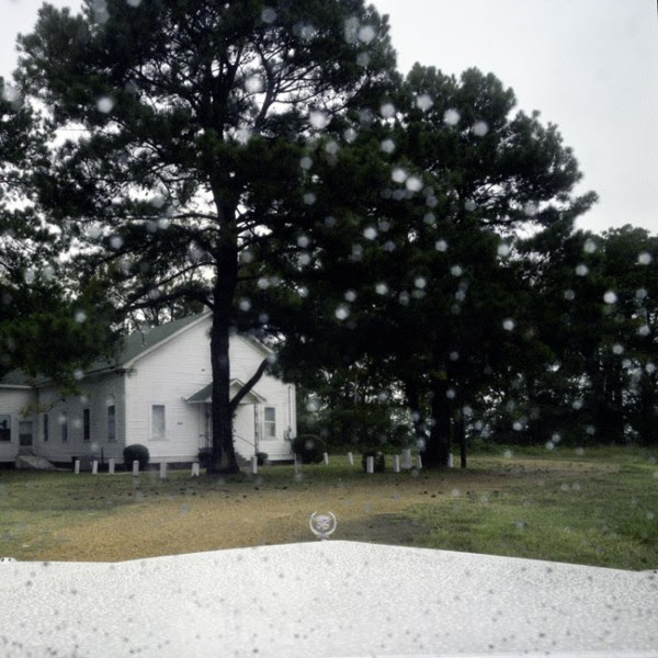 "Kathleen Robbins, The View from Dad's Cadillac, archival pigment print, 30 x 30"" or 40 x 40"""