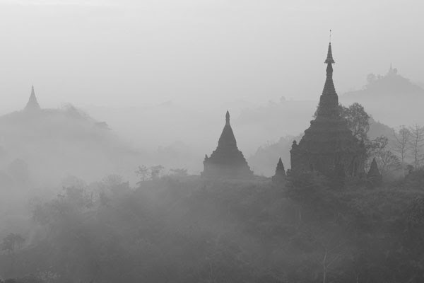 Mrauk U - Myanmar, 2010 © Martin Smith