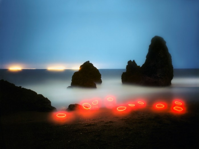 "Barry Underwood, Rodeo Beach, 2009, Archival Pigment Print, 39.7 x 50"", Ed. of 5 +2AP"