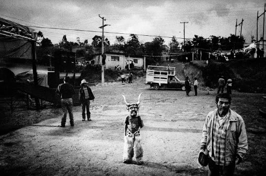 Saint's Day celebration. San Pedro Chayuco, Mexico. 2000