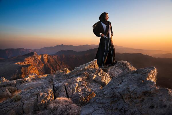 @ Steve McCurry Hanan Hassan - Ras Al Khaimah
