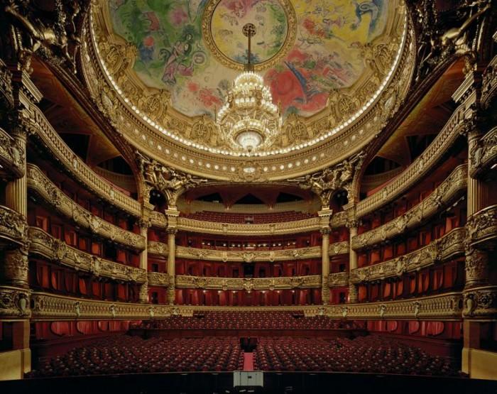 Palais Garnier, Paris, France, 2009
