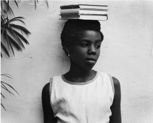 Paul Strand, Anna Attinga Frafra, Accra, 1964