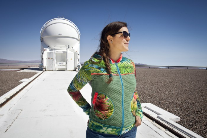 PARANAL OBSERVATORY - ESO ATACAMA DESERT, CHILE / CHILI