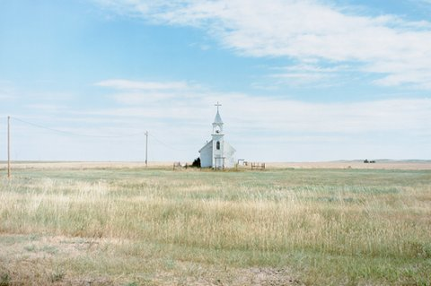 Oglala Sioux Reservation, South Dakota
