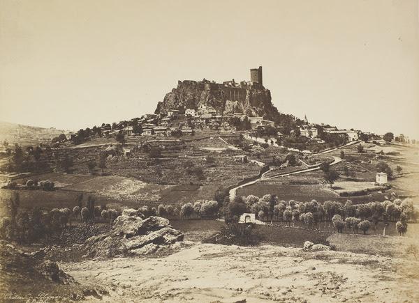 Édouard Baldus (French, 1813-1889) Château de Polignac, 1850s
