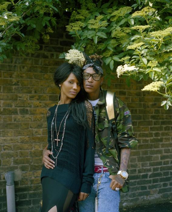 Couple, Peckham - 2013