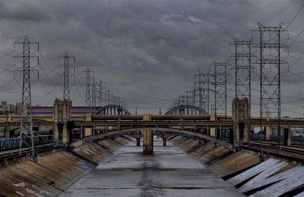 LA River_Kevin McCollister