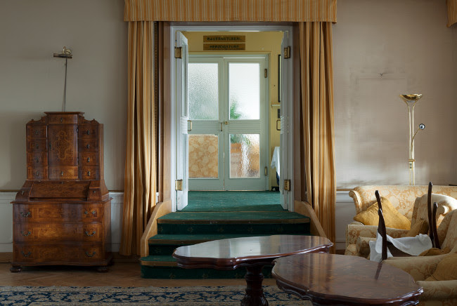 Matthias Hoch: Hotel Kobenzl, Salzburg 2014-16