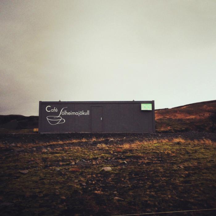Café Sólheimajökull, Iceland © Marc Sirinsky
