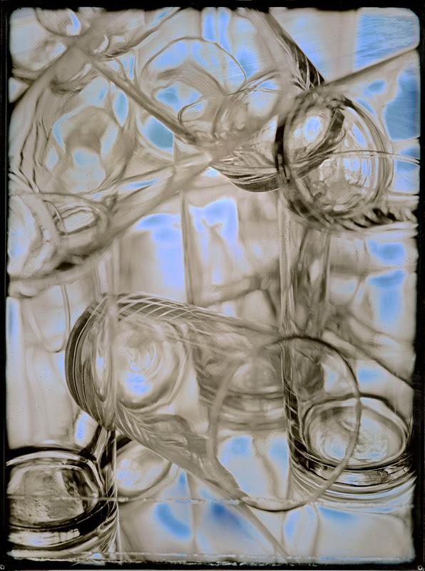 Glass 2-18-12, 2012 © Jerry Spagnoli