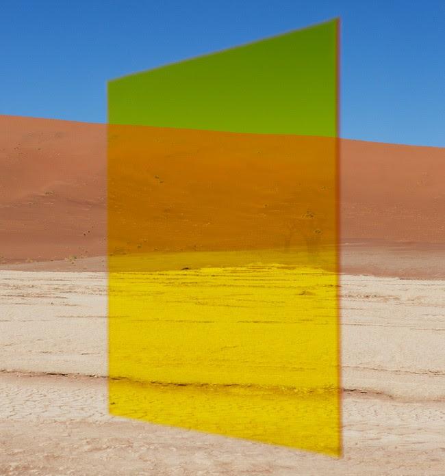 Viviane Sassen, Yellow Vlei, 2014