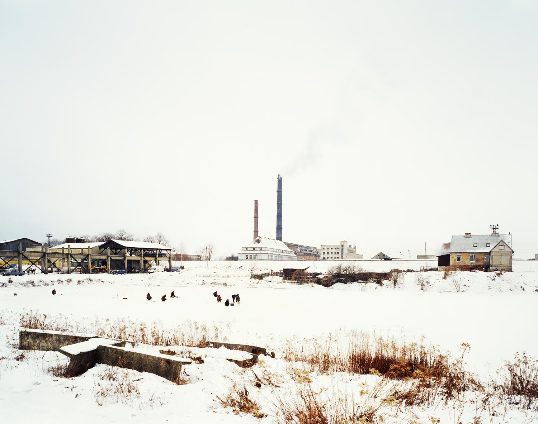 Cityscape, Sovetsk, Kaliningrad Oblast. Maria Gruzdeva/Schilt Publishing